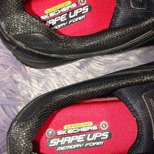 5188e5531ebcb Skechers Shoes   Work Womens Maisto Shape Ups Work Boot   Poshmark